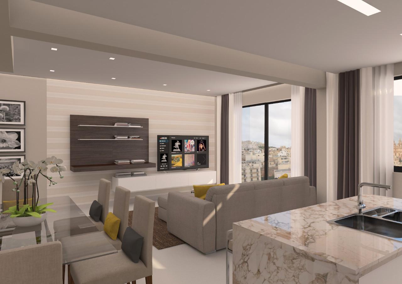 Mellieha Penthouse P000202773