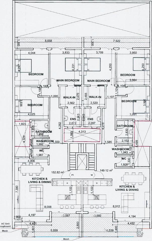 Ta'Xbiex Flats P000205955