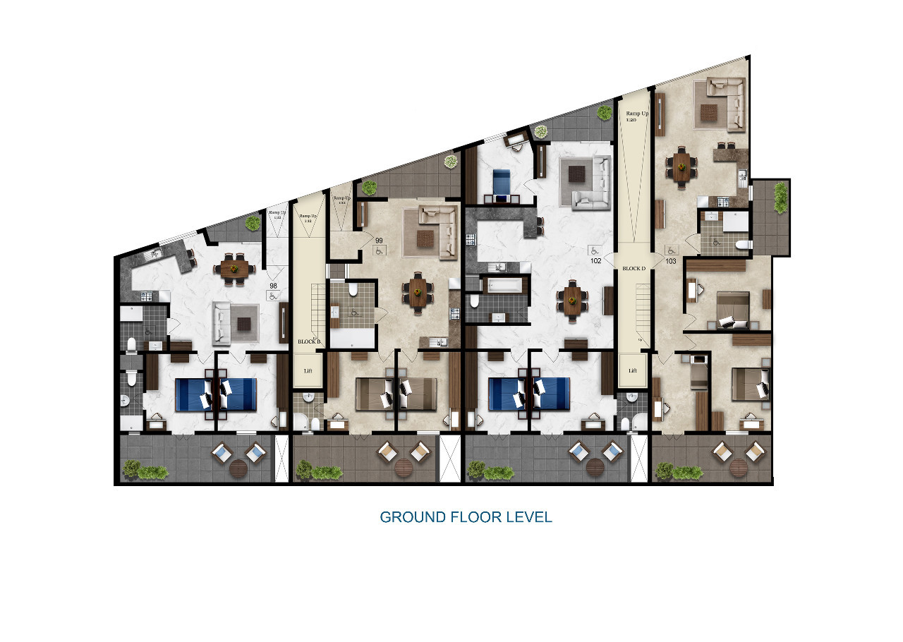 Bahar ic-Caghaq Gr Floor Maisonette P000215190