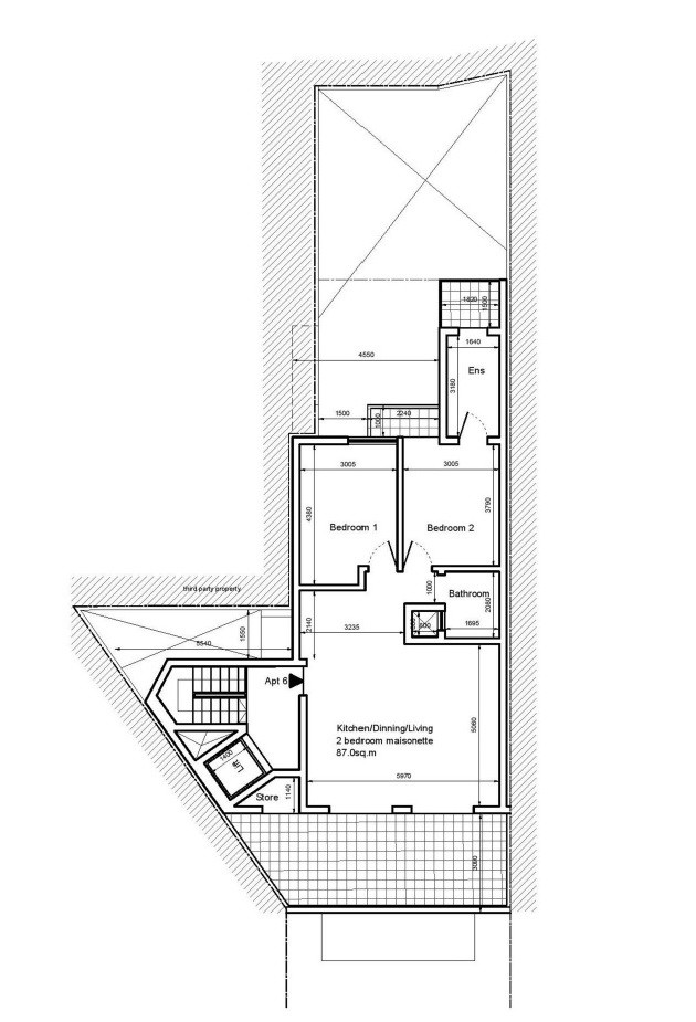 Gzira Penthouse P000219146