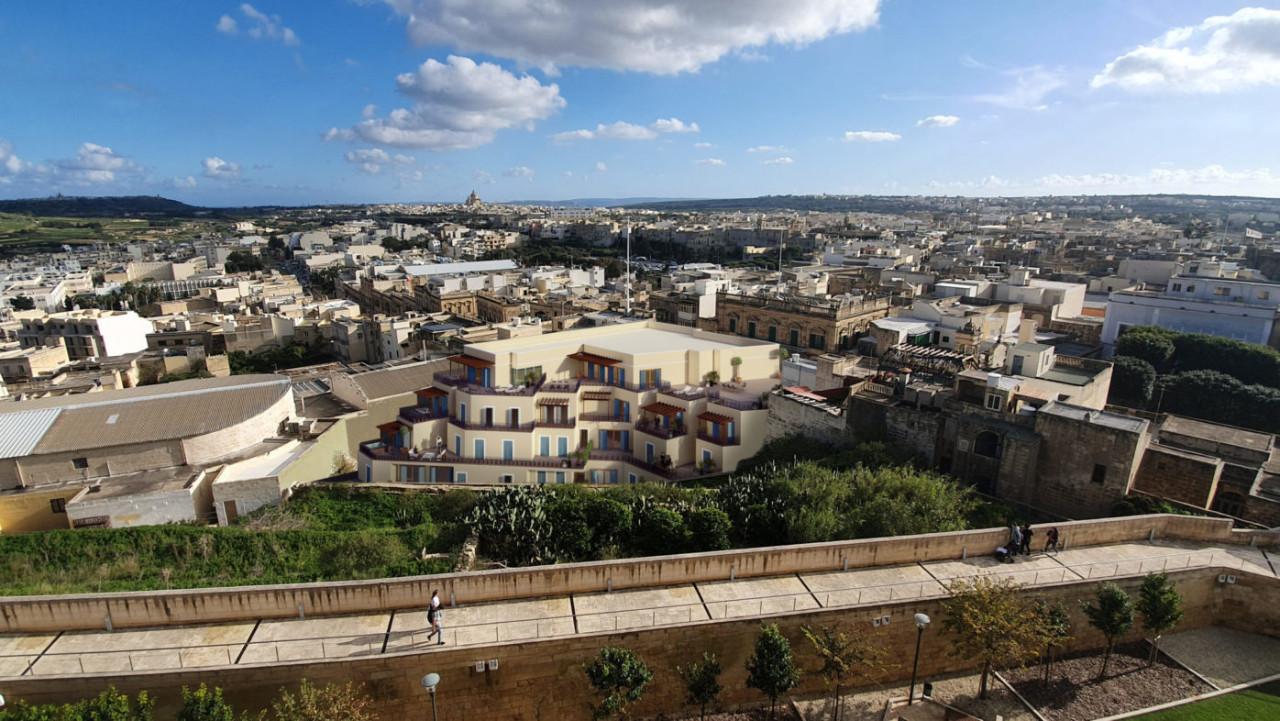 Gozo Ir-Rabat Flats P000223626