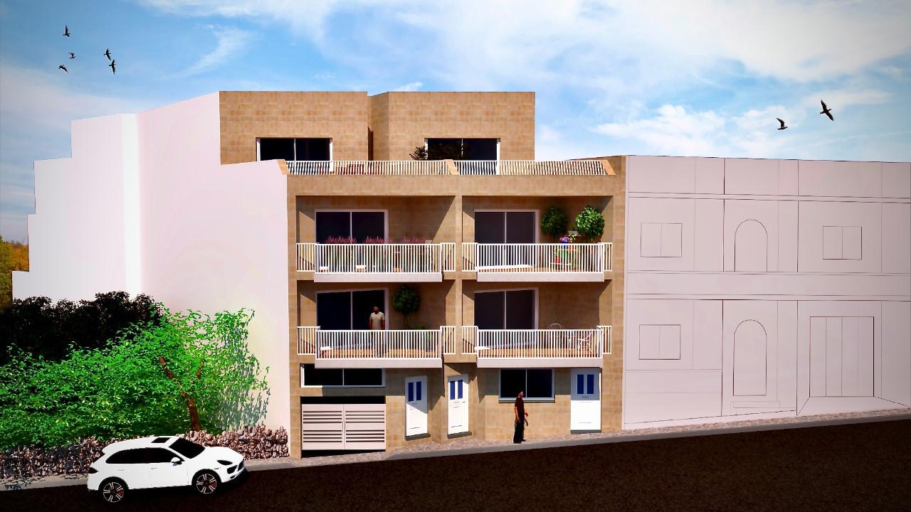 Gozo In-Nadur Flats P000225081