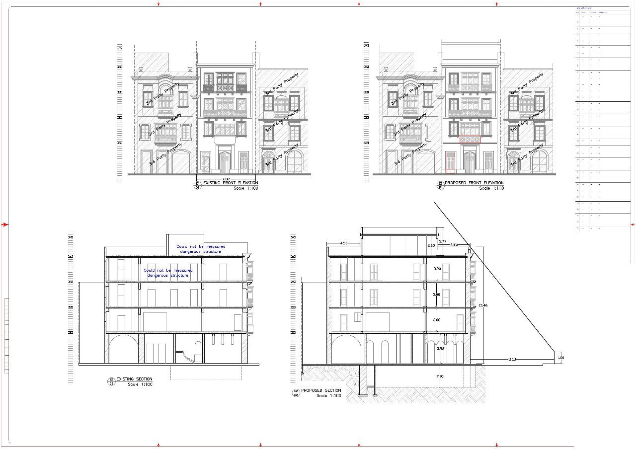 Cospicua Penthouse P000227318