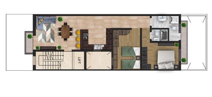 Qawra Flats P000230186